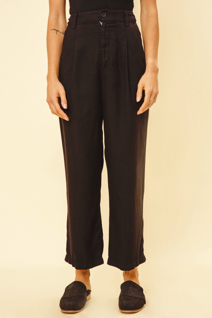 Black Isabelle Trouser