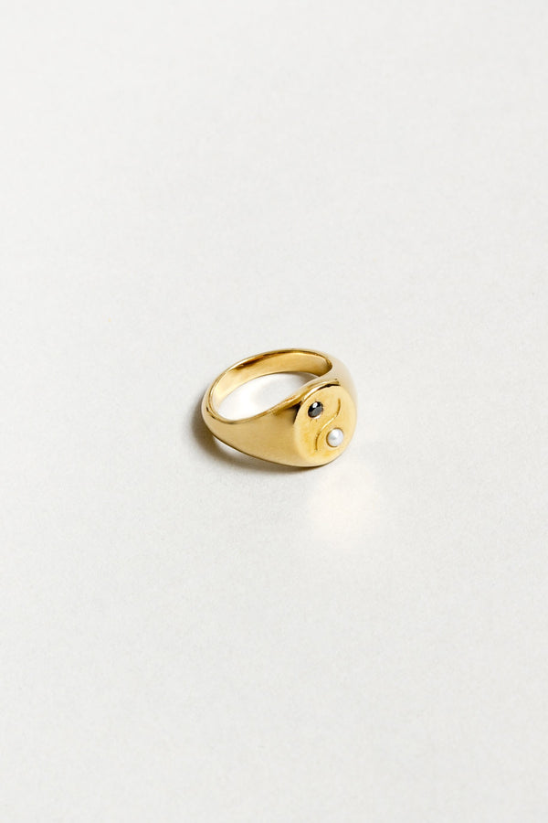 Gold Astra Ring
