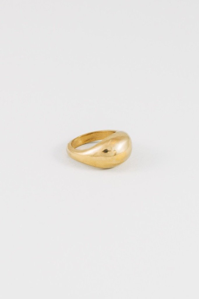 Gold Magnes Ring