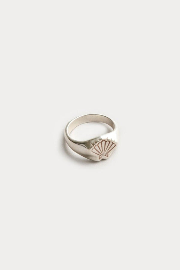 Silver Marcel Ring
