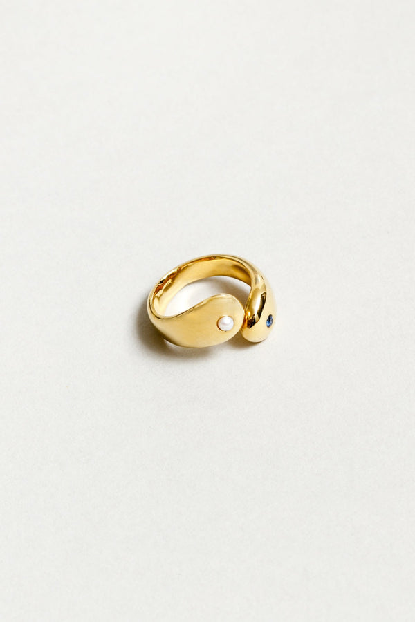 Gold Mera Ring