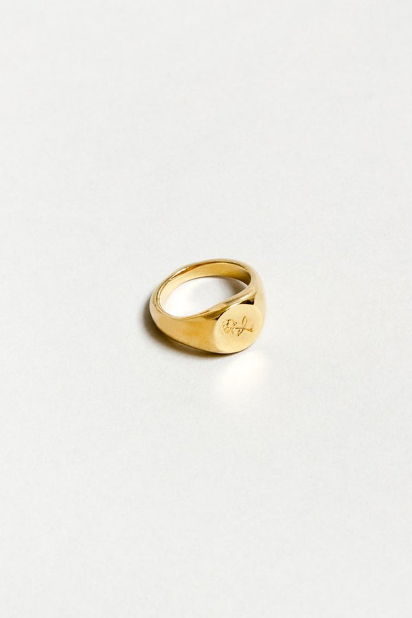 Gold Rosie Ring