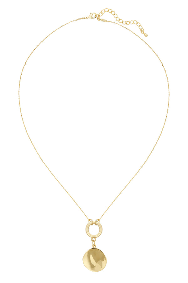 Gold Rylie Necklace