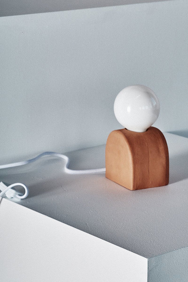 Terracotta Mima Table Lamp