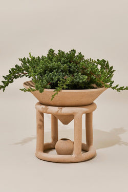 Speckled Reservoir Floor Planter