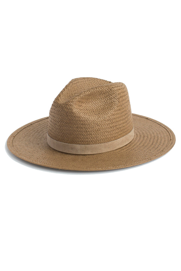 Brown Adriana Hat