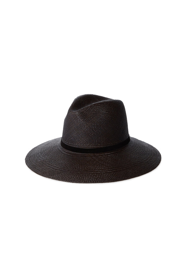 Black Selma Hat