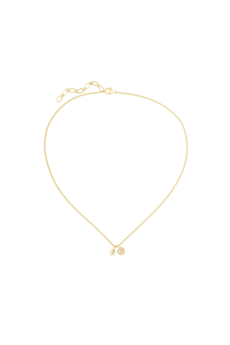 Gold Sawyer Necklace