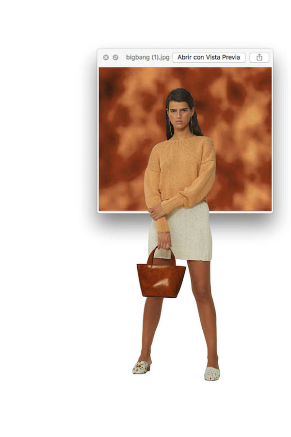 Light Brown Dinus Bag