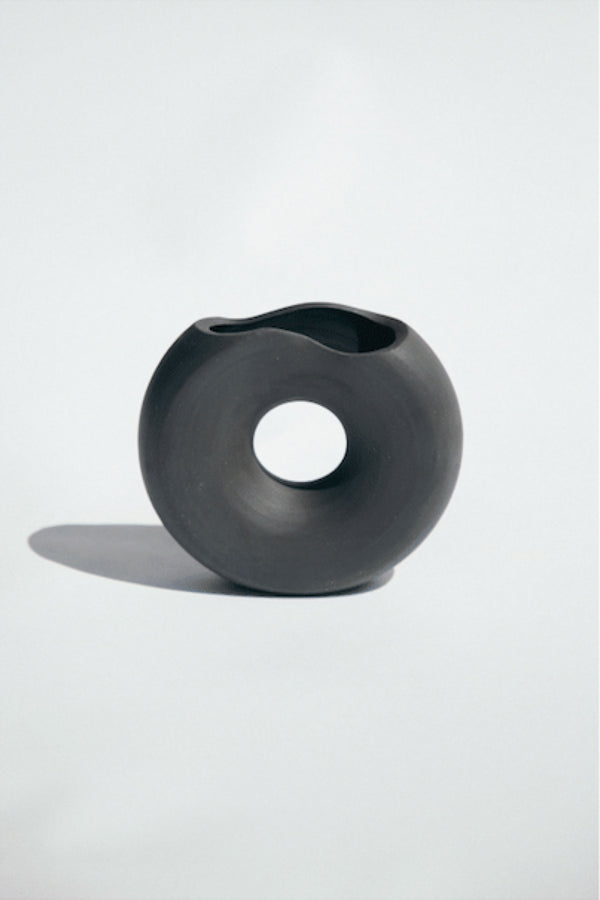 Cassius Waves Vase