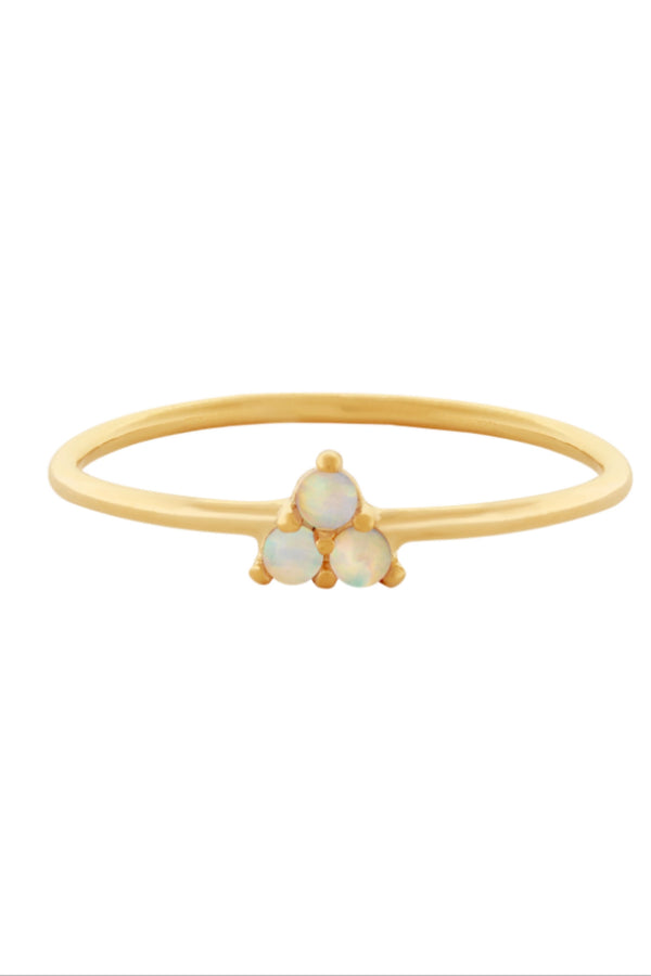 Gold Opal Jude Ring