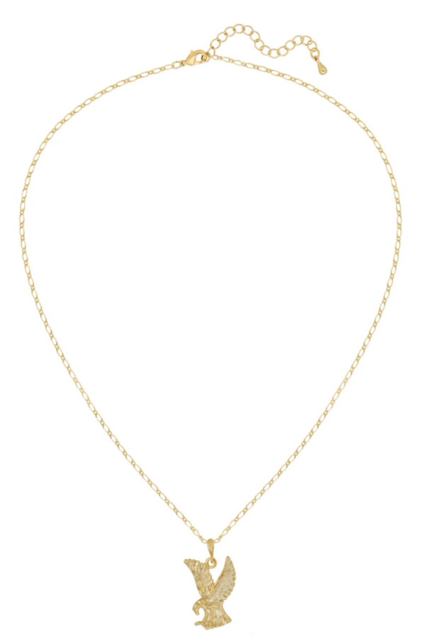 Gold Vanessa Necklace