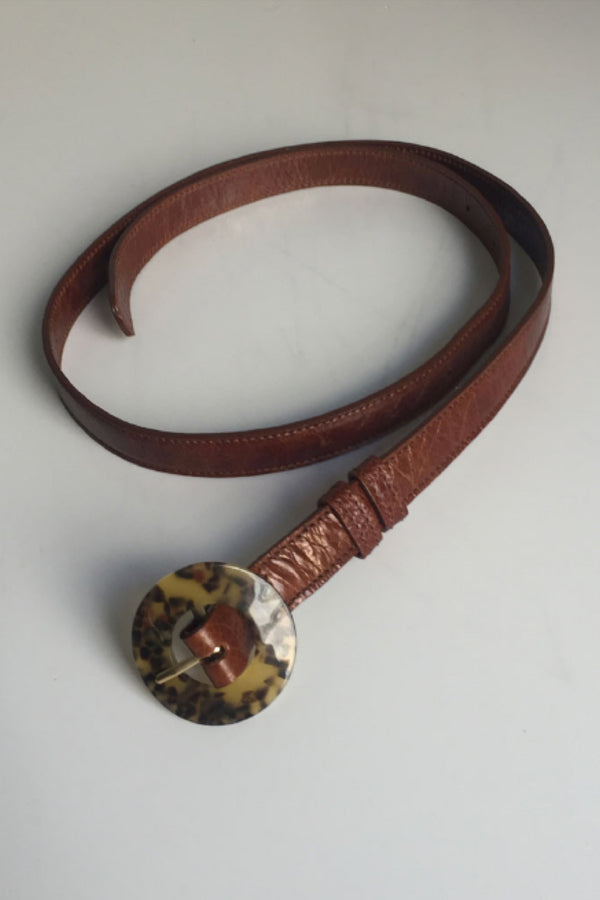 Dark Brown Sabela Belt