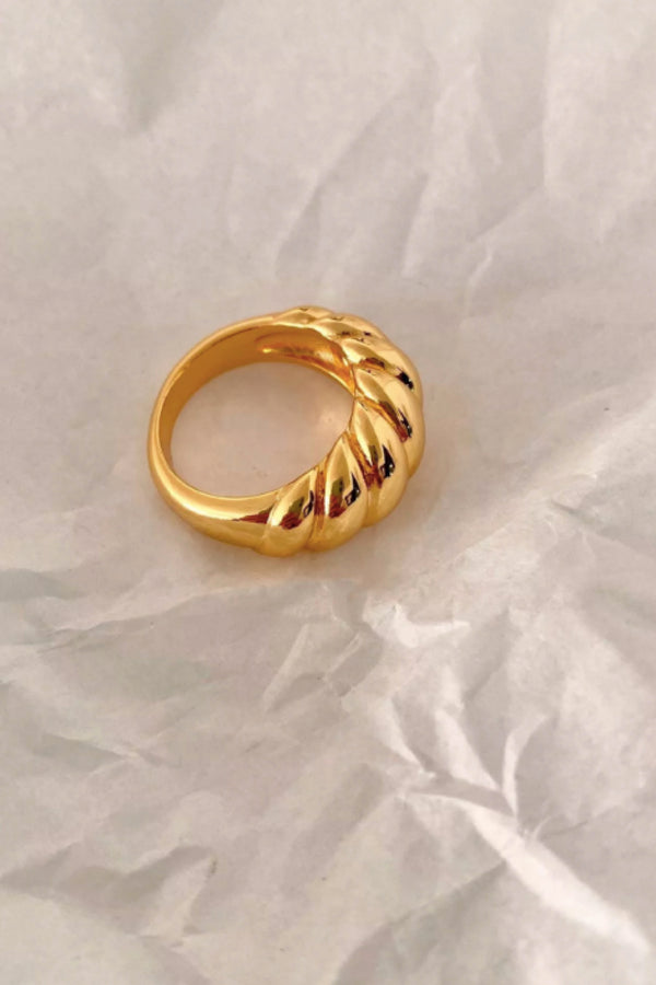 Gold Simone Ring