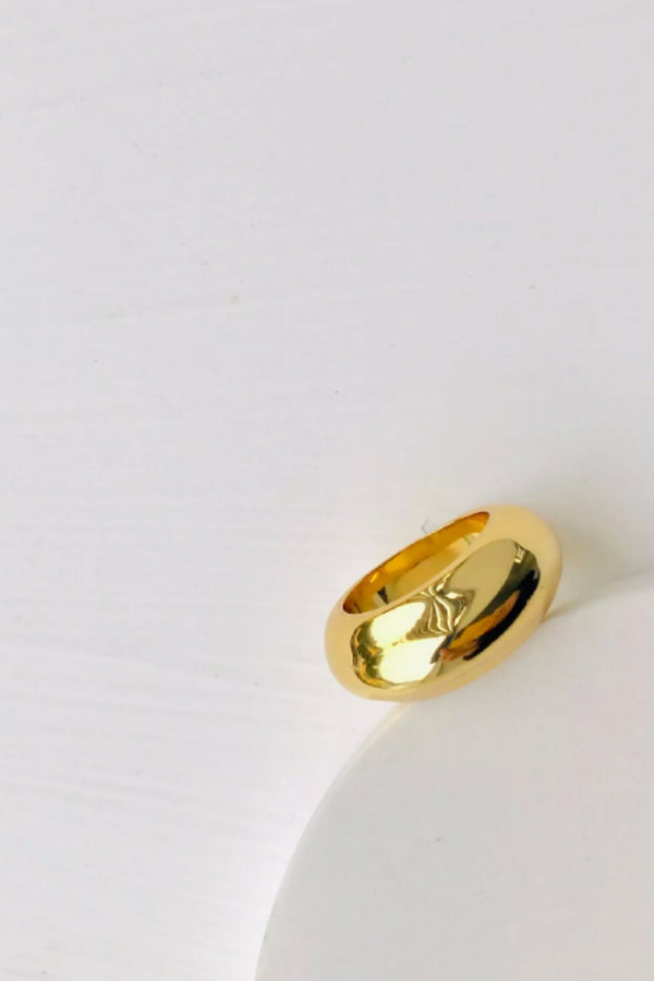 Gold Haddy Ring