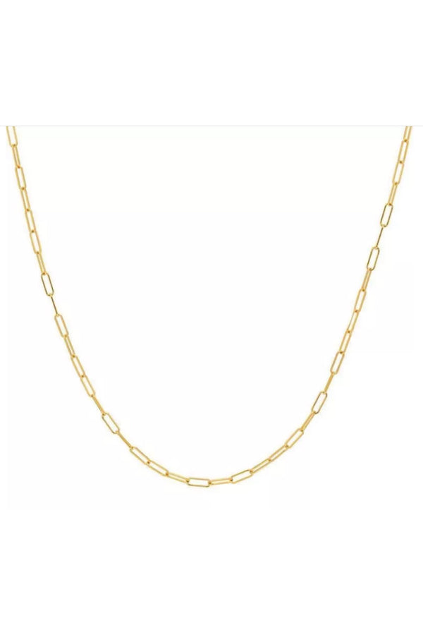 Gold Filippa Necklace