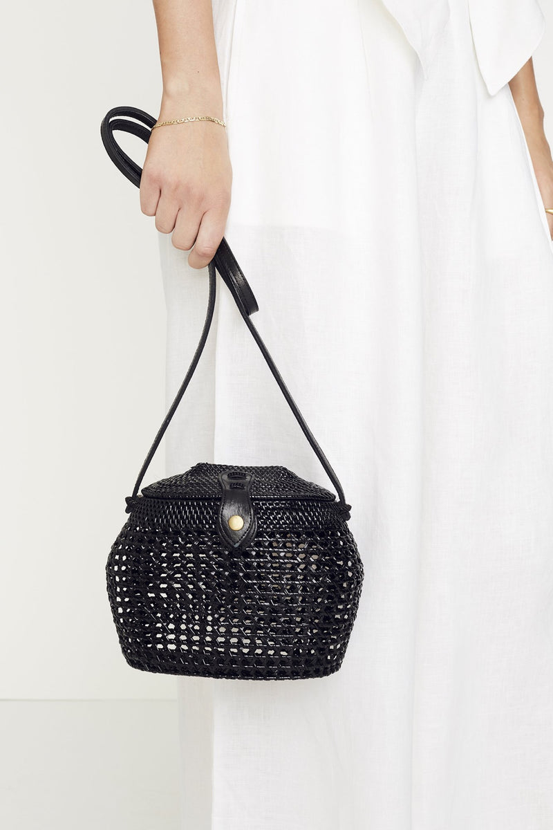 Black Paloma Bag
