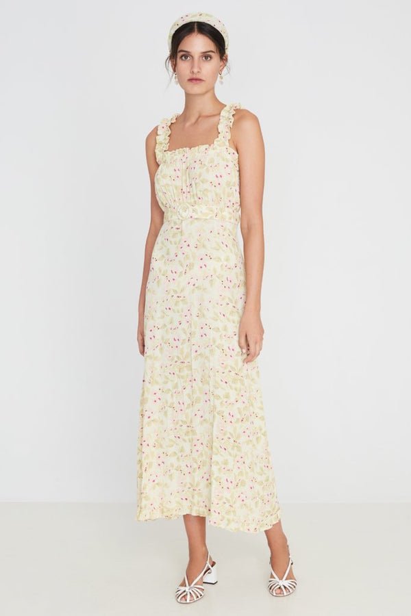 Adele Floral Saint Tropez Dress