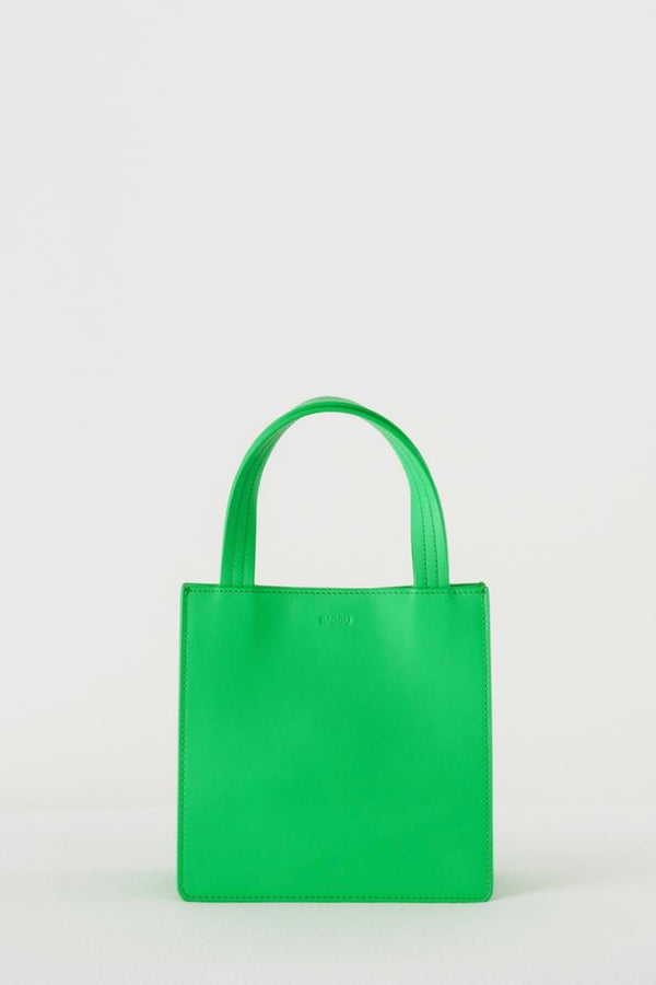 Leaf Small Leather Tote