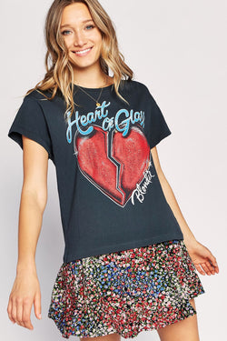Blondie Heart Of Glass Tour Tee