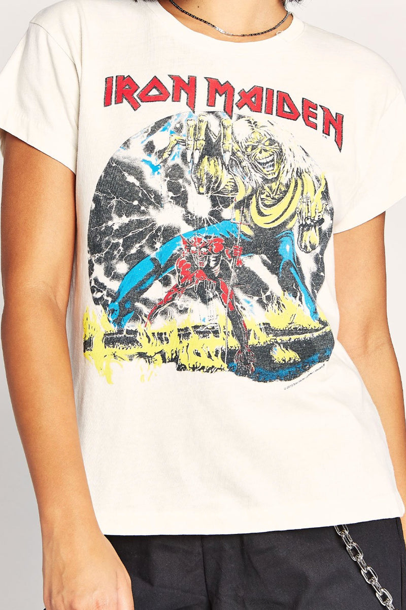 Number of the Beast Iron Maiden Tee