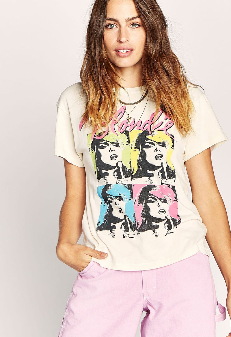 Blondie Pop Poster Tee