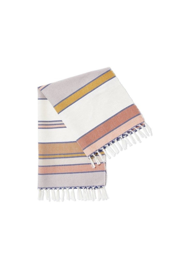 Sunrise Stripe Tea Towel