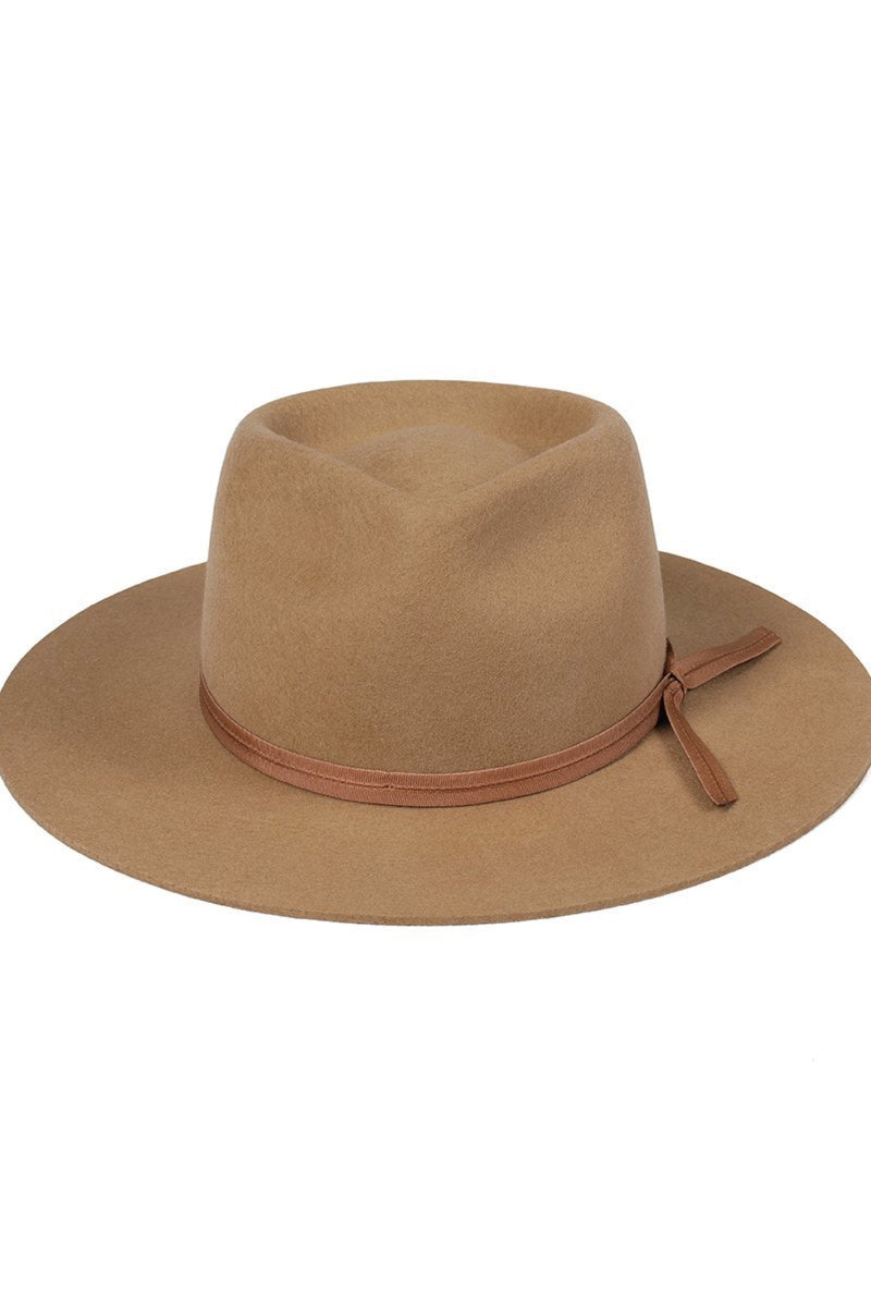 Brown Teak Zulu Hat