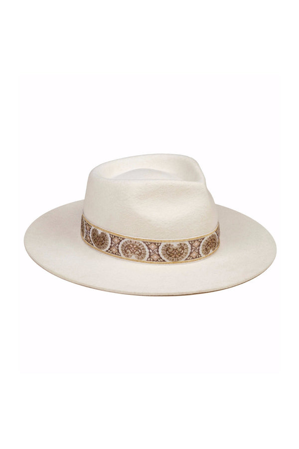 Ivory Beverly Hat