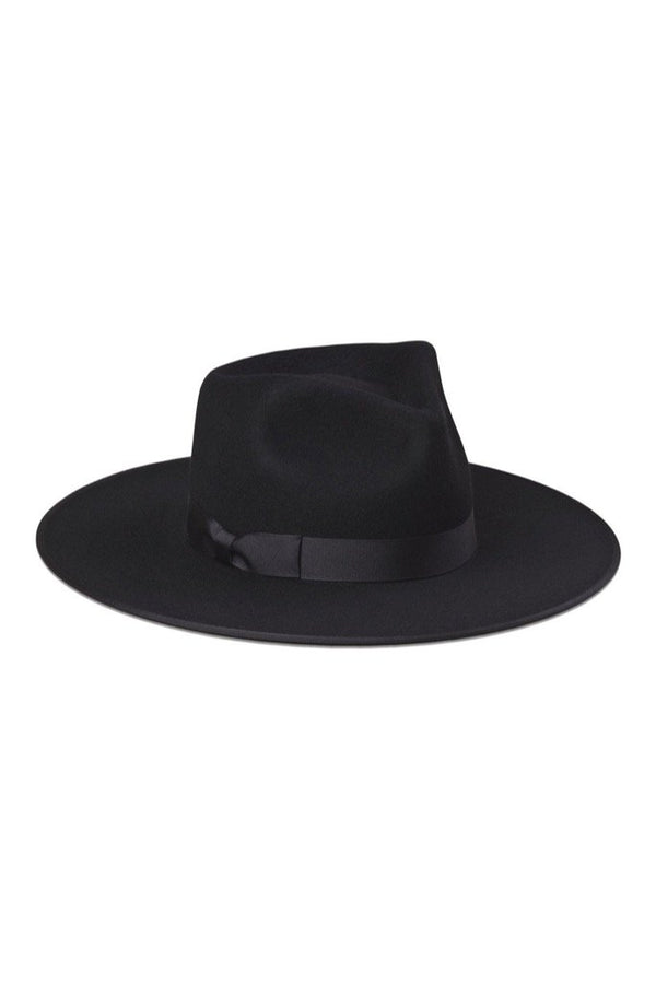 Noir Rancher Hat