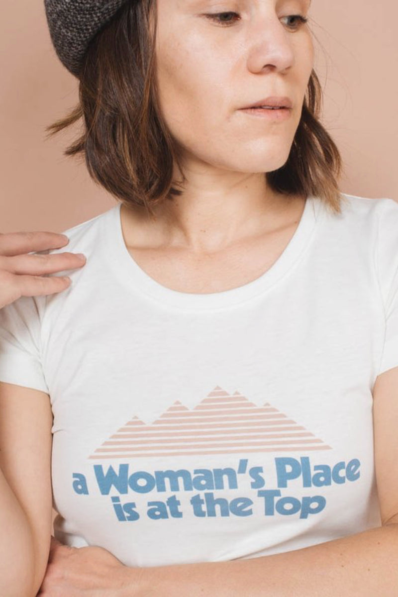 A Woman's Place Tee