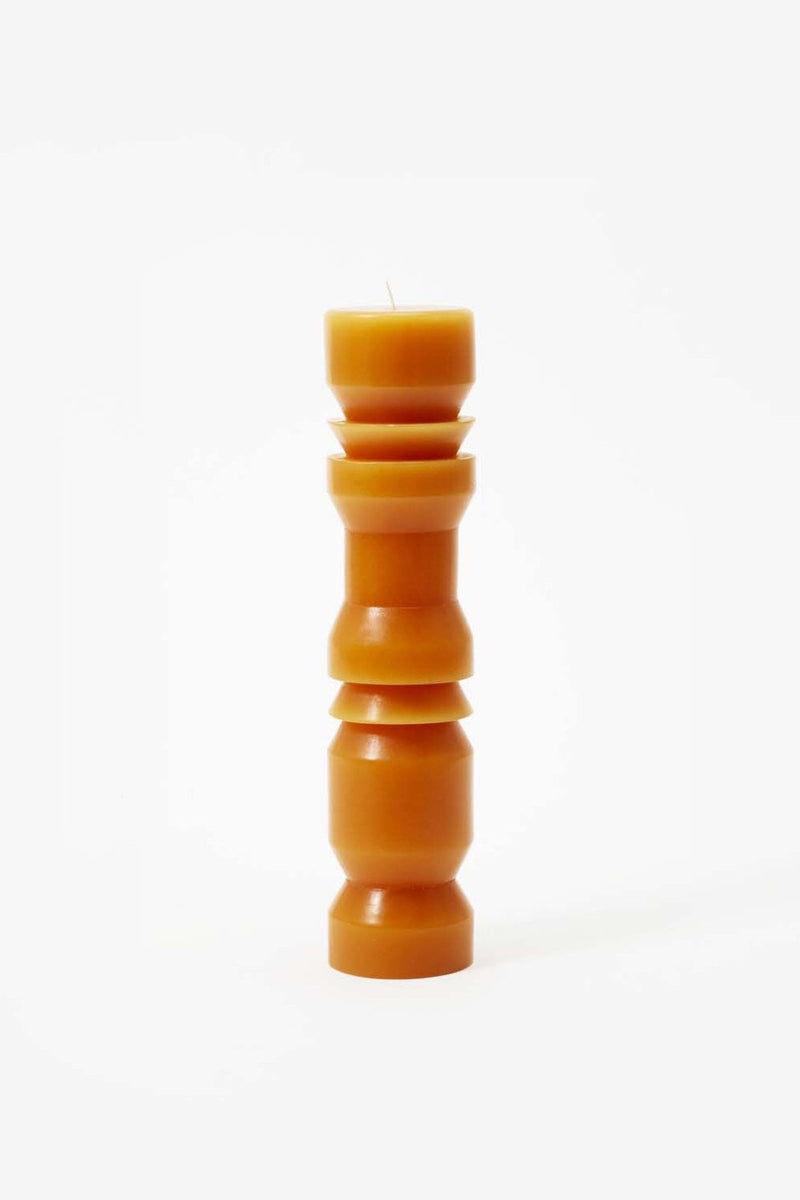 Terracotta Totem Candle