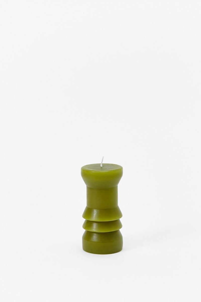 Moss Totem Candle