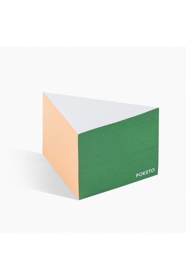 Triangle Block Notepad
