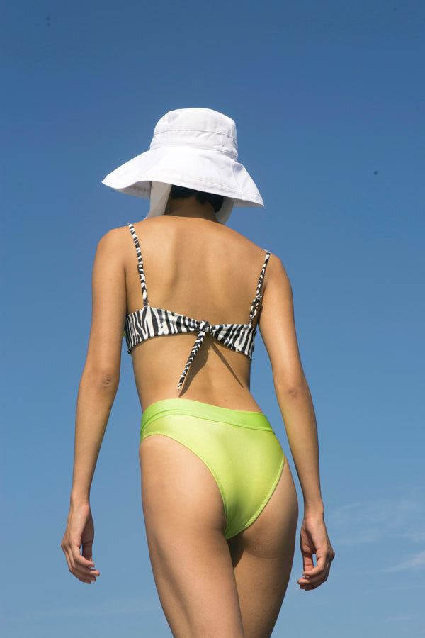 Neon Green Nissi Bottom