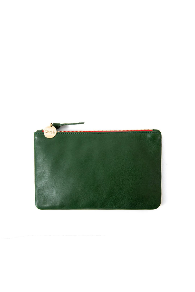 Evergreen Wallet Clutch