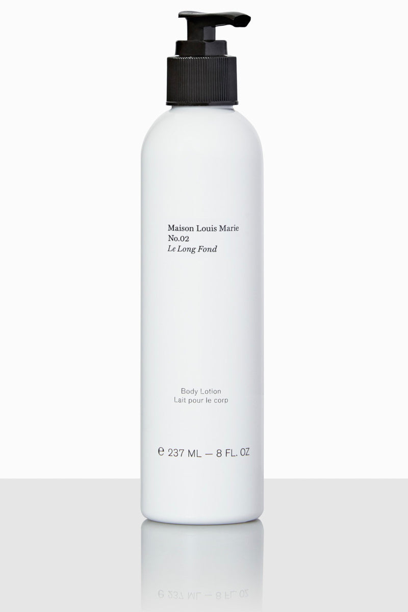 No.02 Le Long Fond Body and Hand Lotion