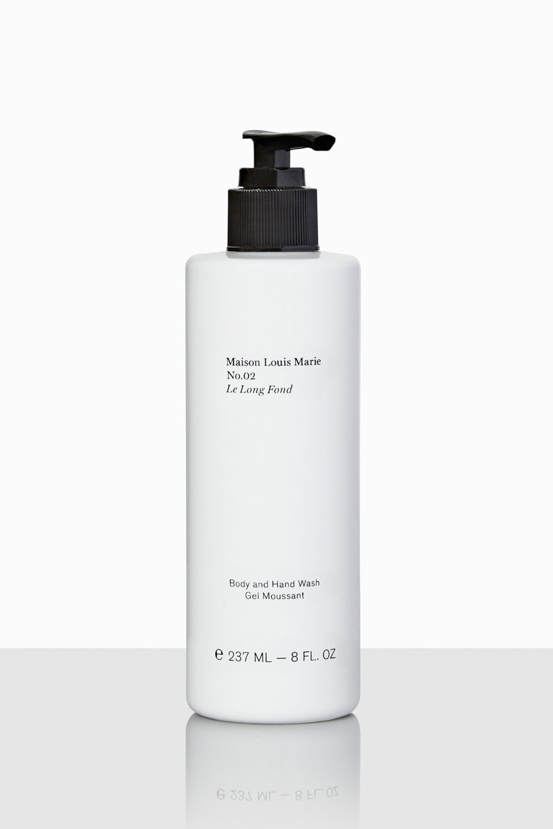No.02 Le Long Fond Body and Hand Wash