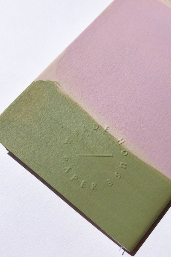 Nude Painted Mini Jotter