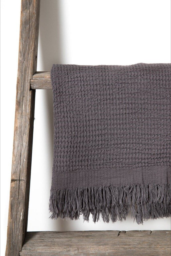 Anthracite Ella  Hand Towel