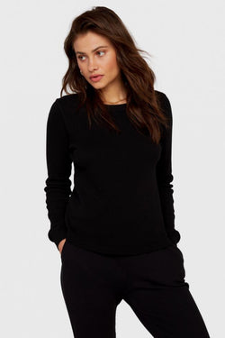 Jet Black Remi Thermal