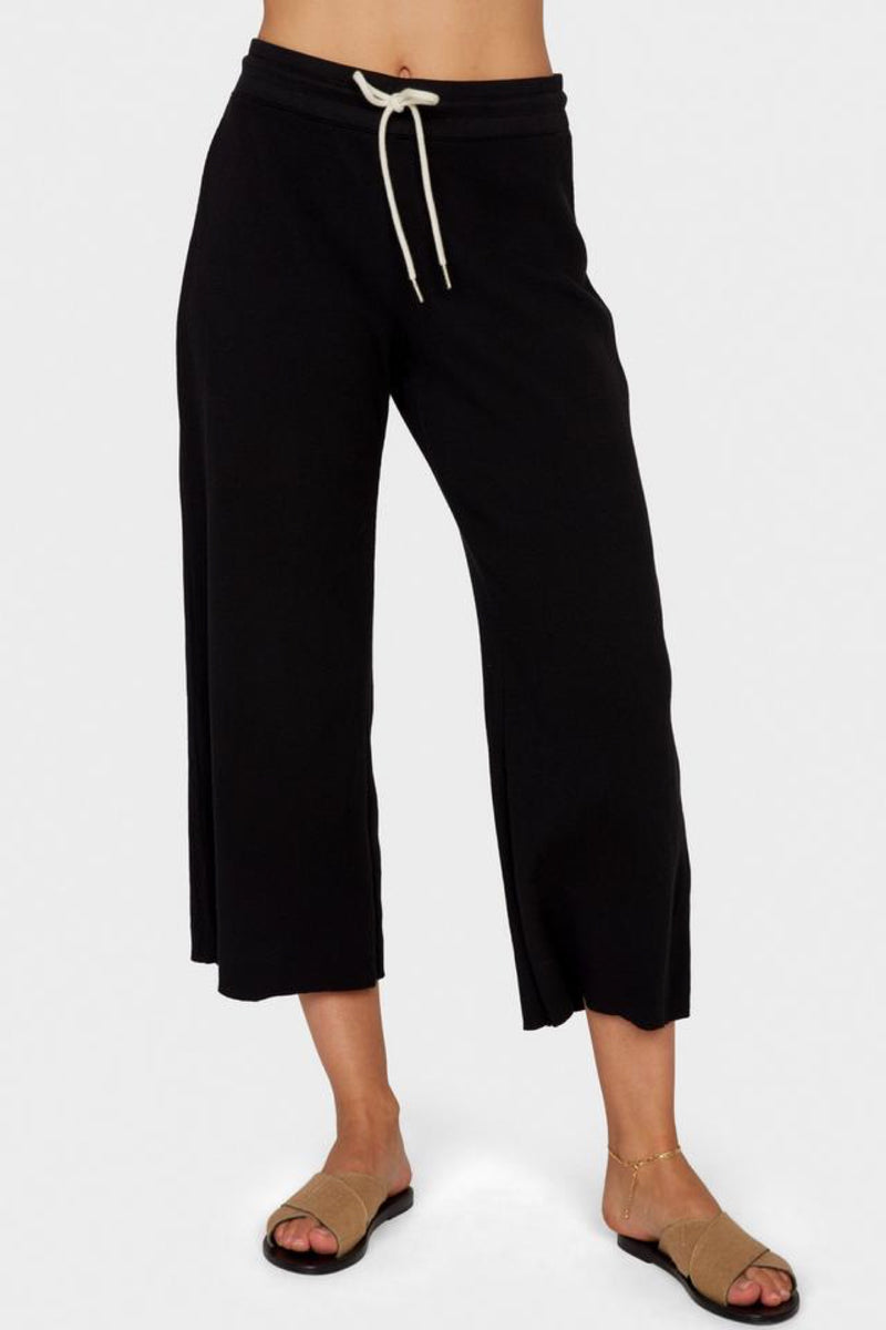 Jet Black Ali Thermal Pant
