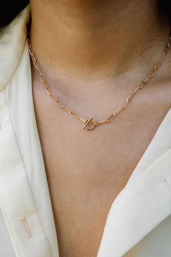 Gold Lord Necklace