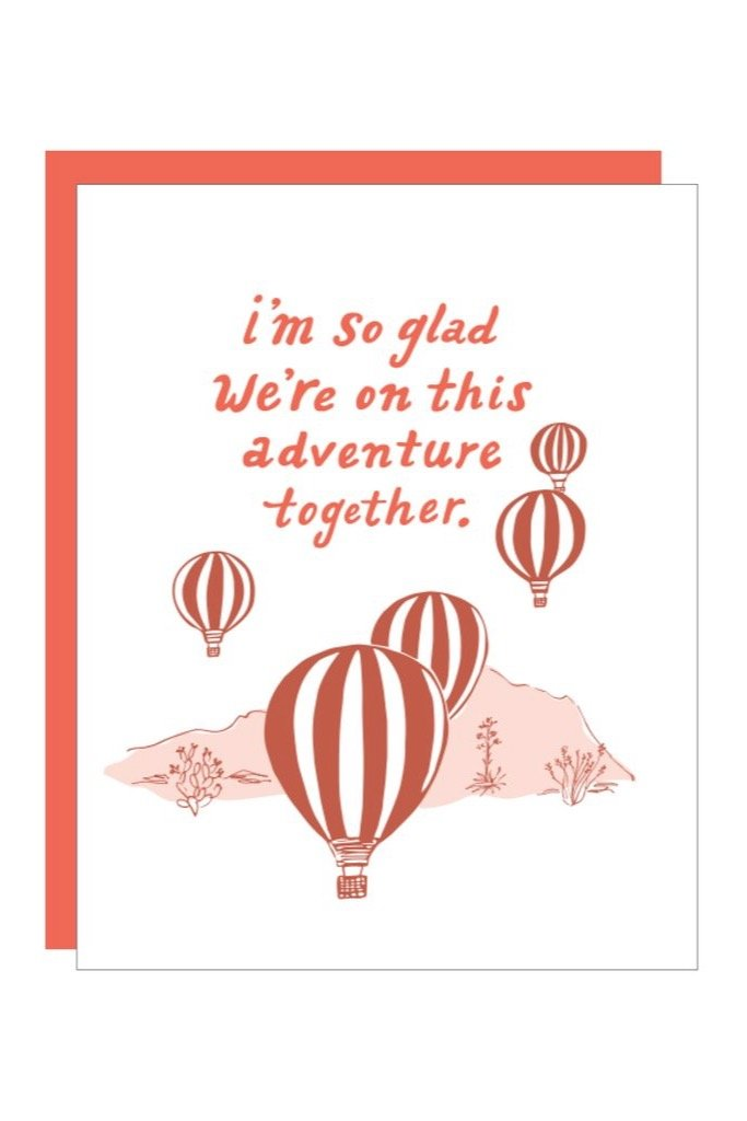 Adventure Together Card