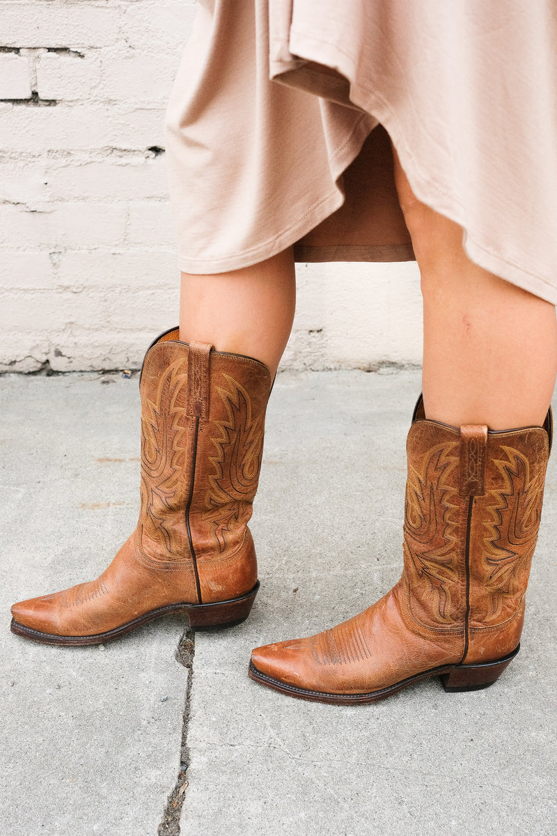 Tan Southern Expanse Boot