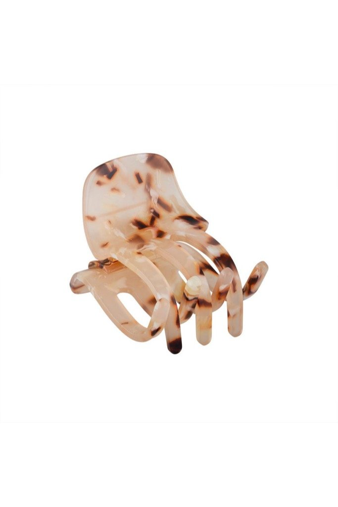 Blush Mini Claw Clip