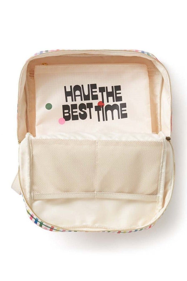 Block Party Getaway Toiletry Bag