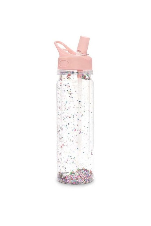 Confetti Glitter Bomb Water Bottle