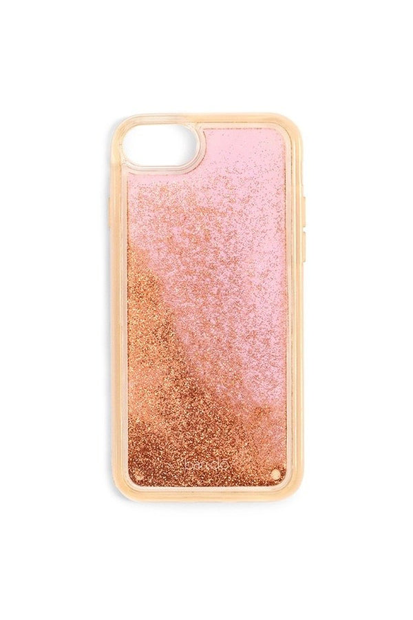 766edb26d6 Color Block Glitter Bomb iPhone Case