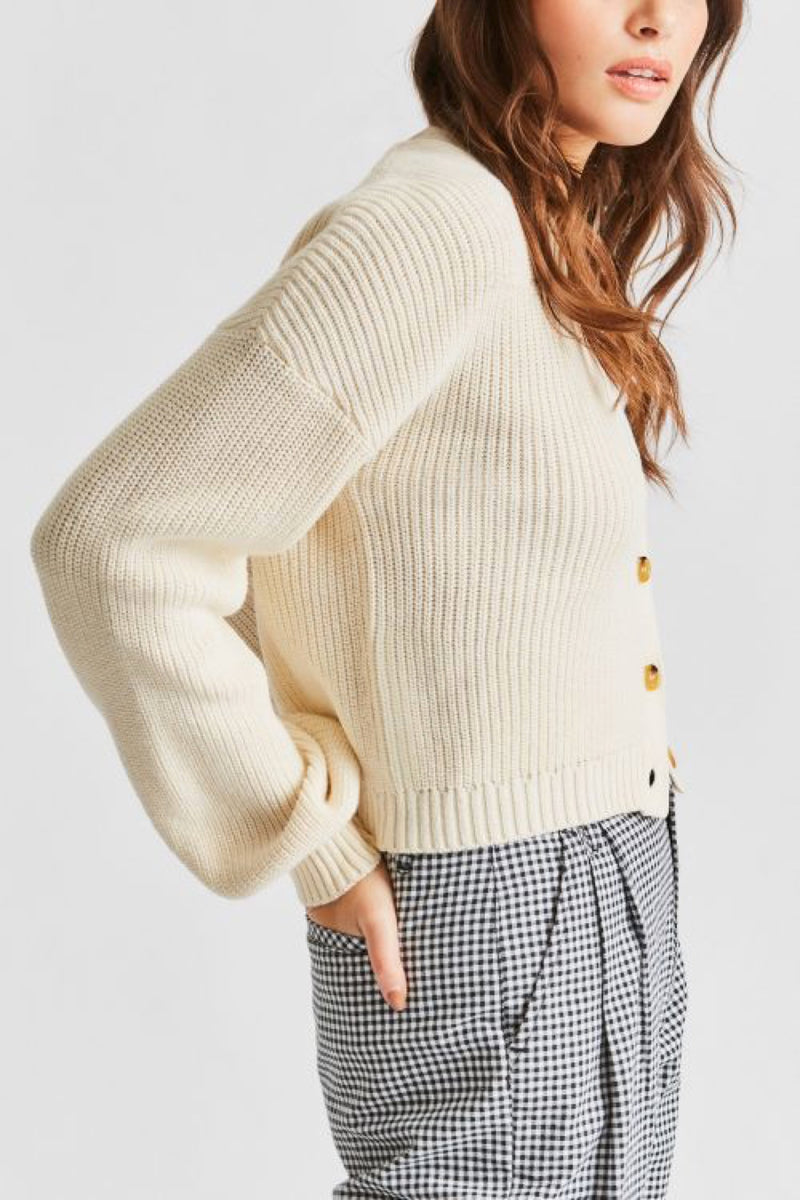 Dove Barrio Cardigan